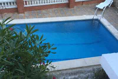 House in Costa Maresme with pool and BBQ area